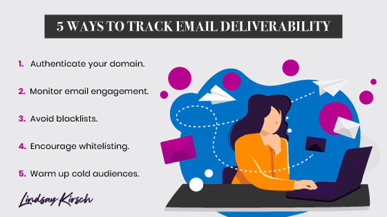 5 Ways to Track Email Deliverability