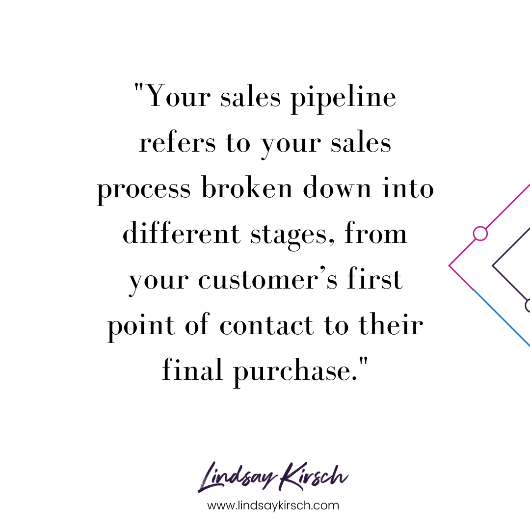 Sales pipeline examples